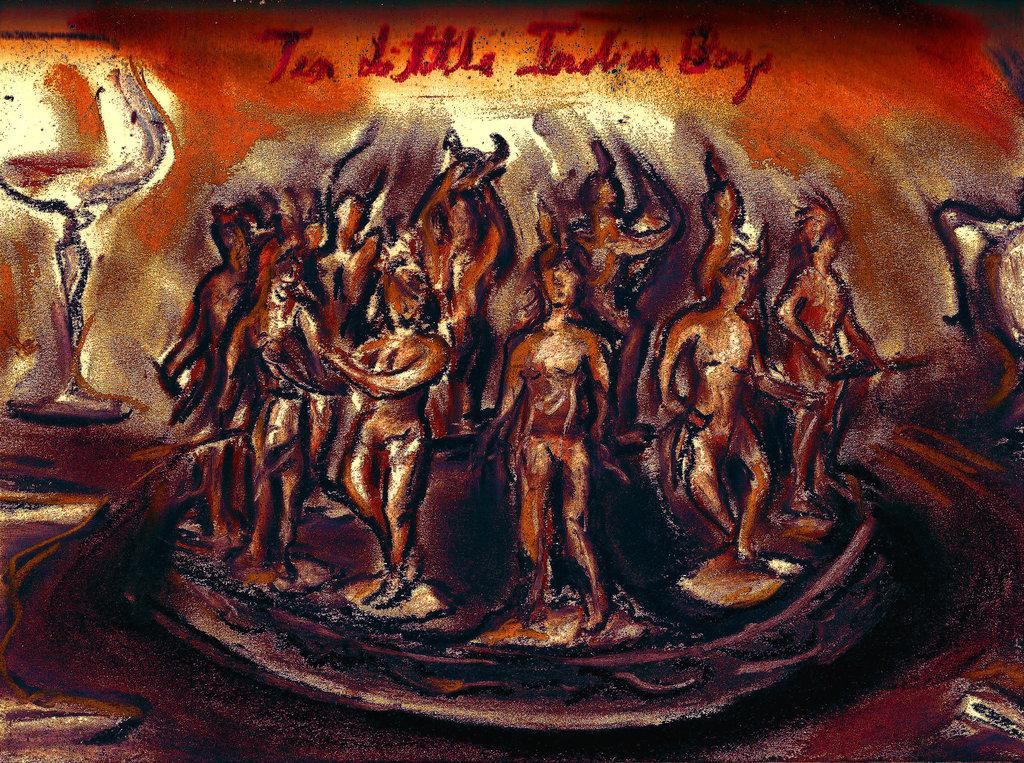 Ten Little Indians -